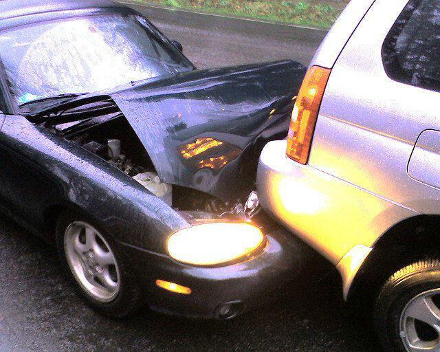 St. Louis Rear End Collisions