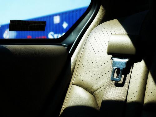 not-wearing-a-seat-belt