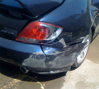 St Louis Rear End Collision Attorney Car Accident Lawyer