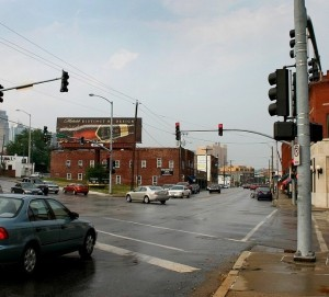 St. Louis Intersection Accidents