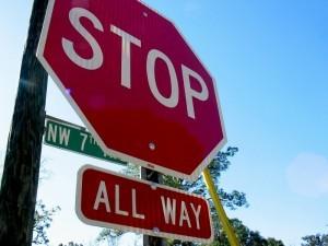 St. Louis Stop Sign Violation