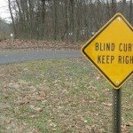Warning signs should be posted to alert motorists of possible dangers.