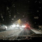 Icy Roadways Causes Multiple Weekend Crashes