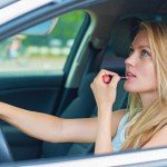 Five Driving Distractions That Cause Car Accidents