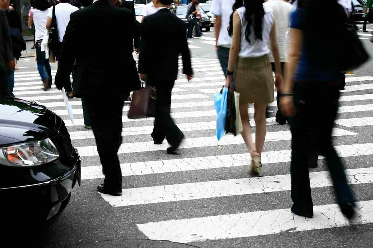 Pedestrian Accidents Involving Motor Vehicles