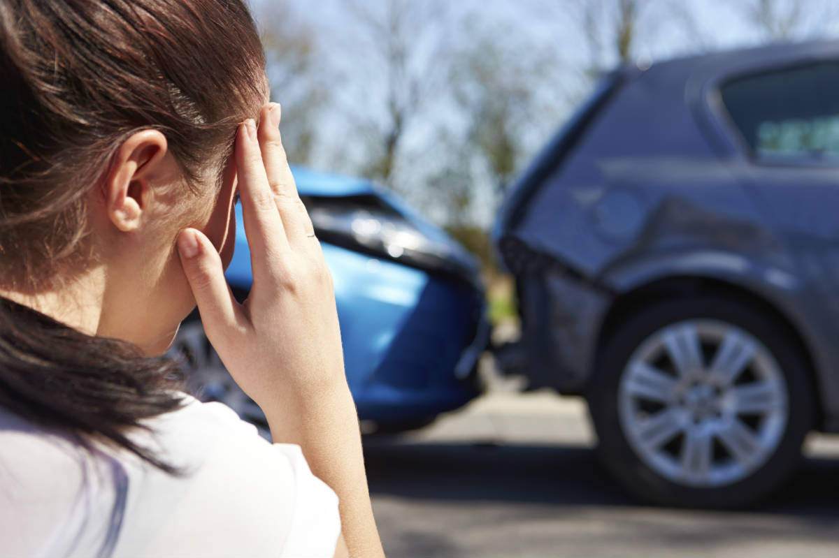 car accident injury St. Louis