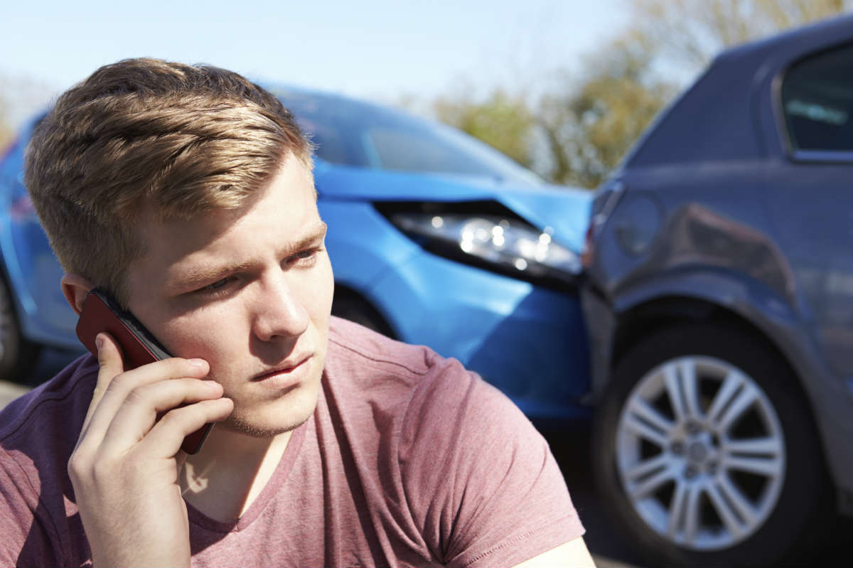 What Happens When The Car Accident Is Not Your Fault