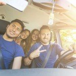 Selfies Join the League of Biggest Driving Distraction