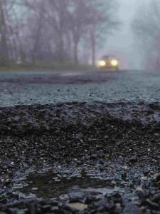 Pothole Accident Claim & Poor Road Conditions