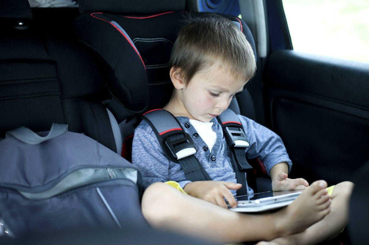 st louis car crash child passenger