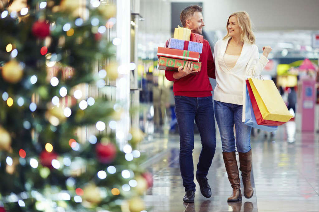 St. Louis personal injury lawyer holiday shopping
