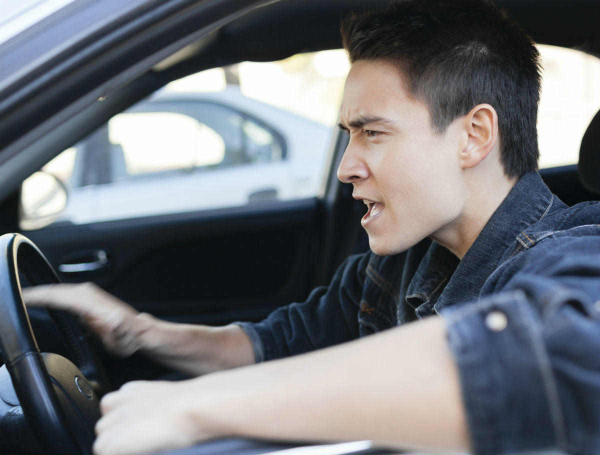 st louis automobile accident road rage