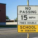 St. Louis Car Crash Attorney Discusses Safe Driving in a School Zone