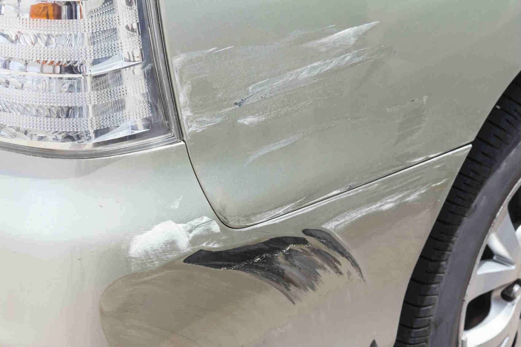 st louis auto accident low impact car accident