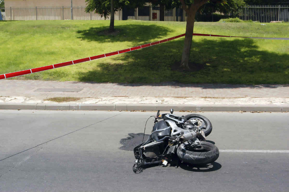 st louis motorcycle accident paralysis