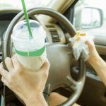 Eating and Driving Proves to be Dangerous – Auto Accident Injury Lawyers