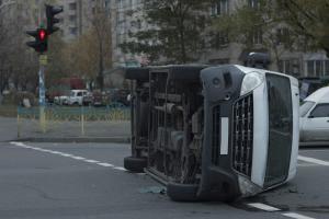 st louis automobile crash rollover accidents