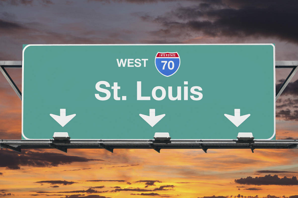 st louis auto wreck highway safety