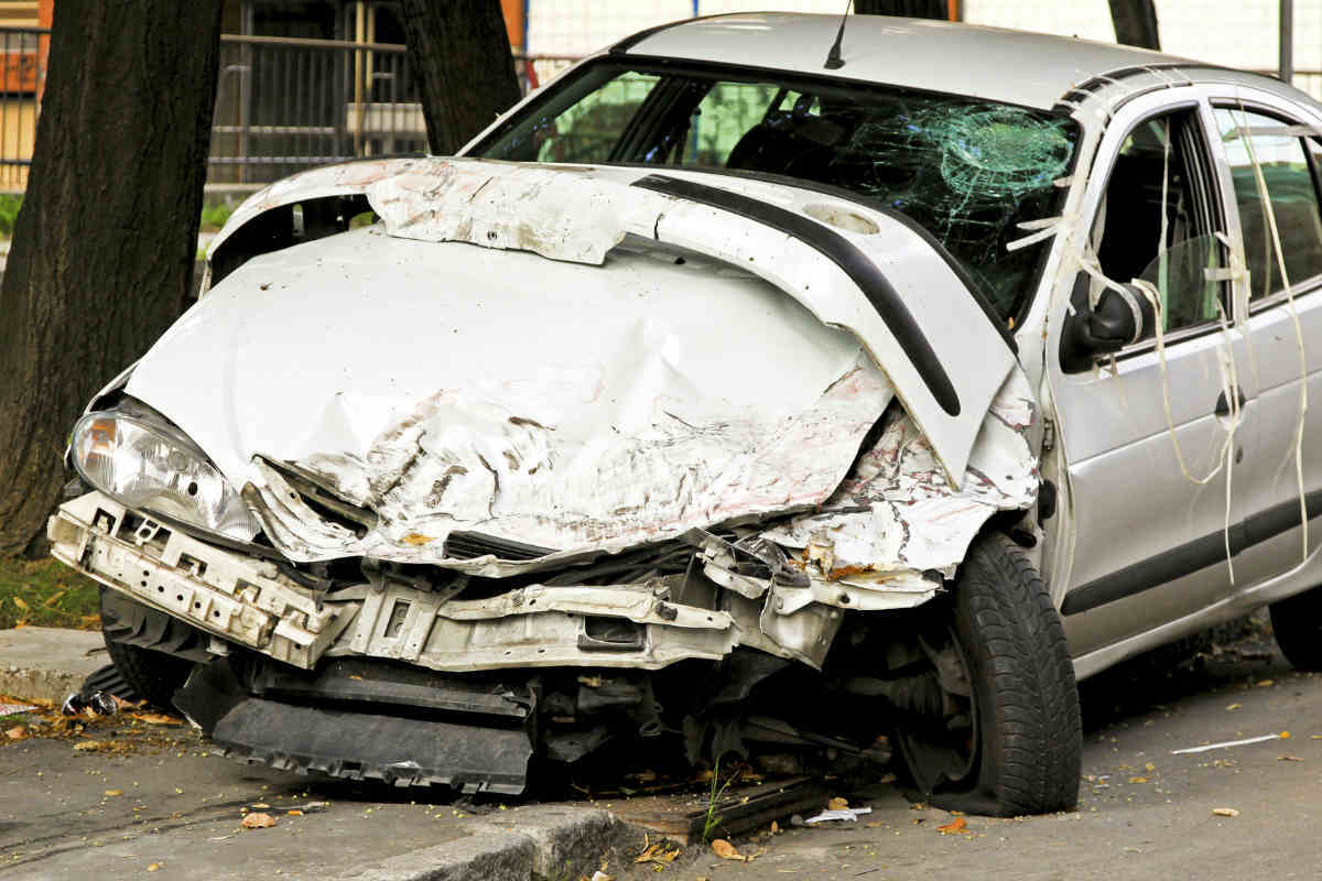 At Fault Car Accident Settlement