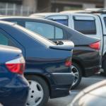 Parking Lot Accident Fault?