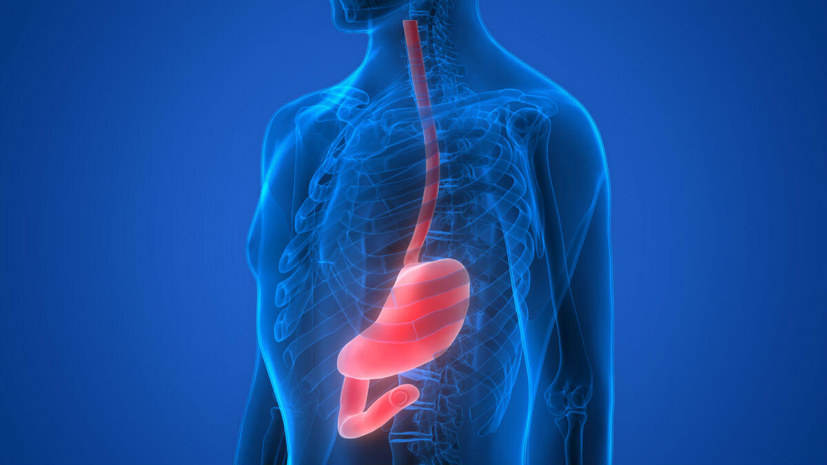 Esophageal Injuries after a car accident