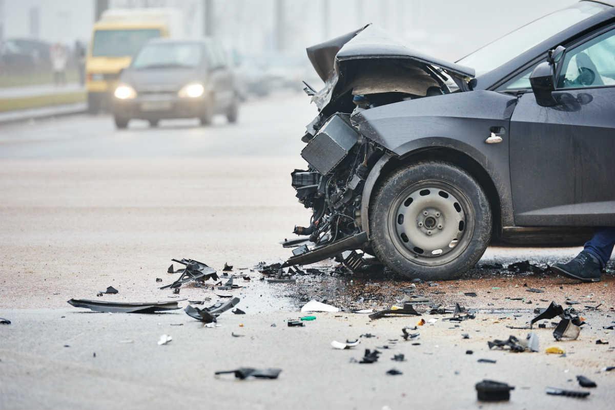 St. Louis car accident
