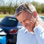 Damage to Knee, Back or Neck Injury from Car Accident