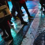Pedestrian Accidents Occur More Often at Night