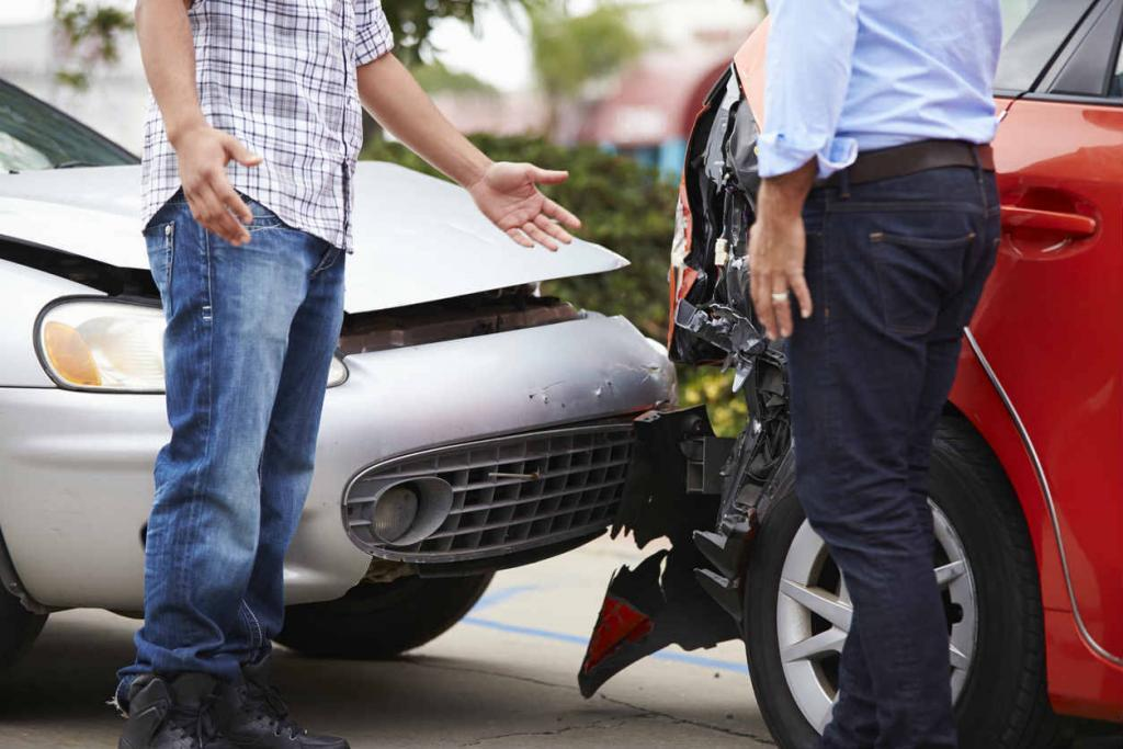St. Louis men involved in car accident