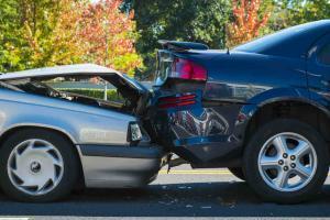 St. Louis rear end collision accident