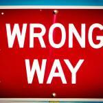 Wrong Way Car Accidents – St. Louis Auto Injury Lawyer