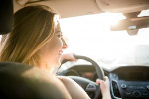 St. Louis teen driving