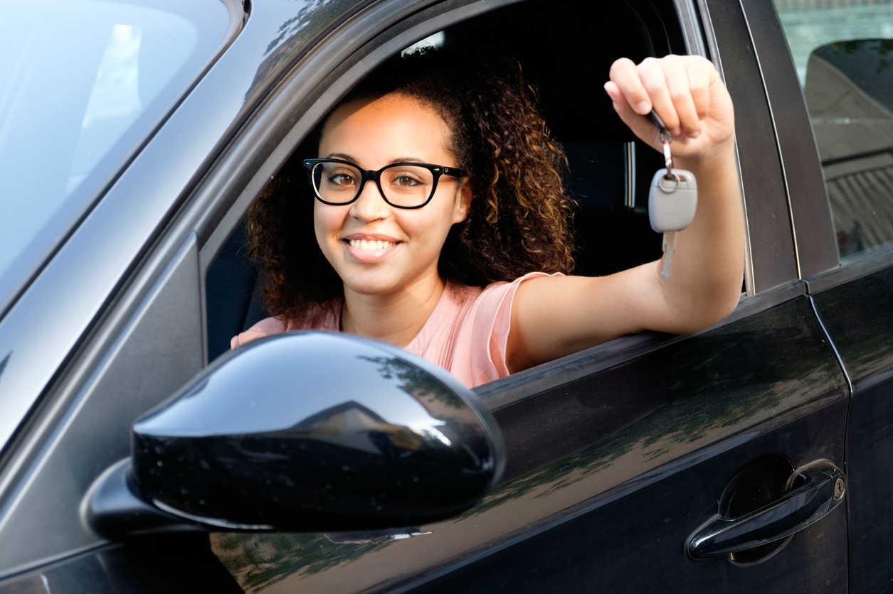 St. Louis MO teen driver