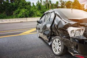 Bad Road Maintenance Accident