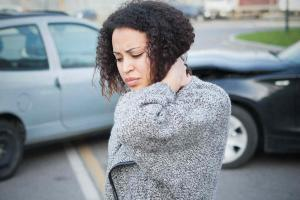 car accident whiplash injury