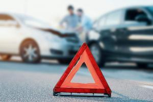 car accident without witnesses