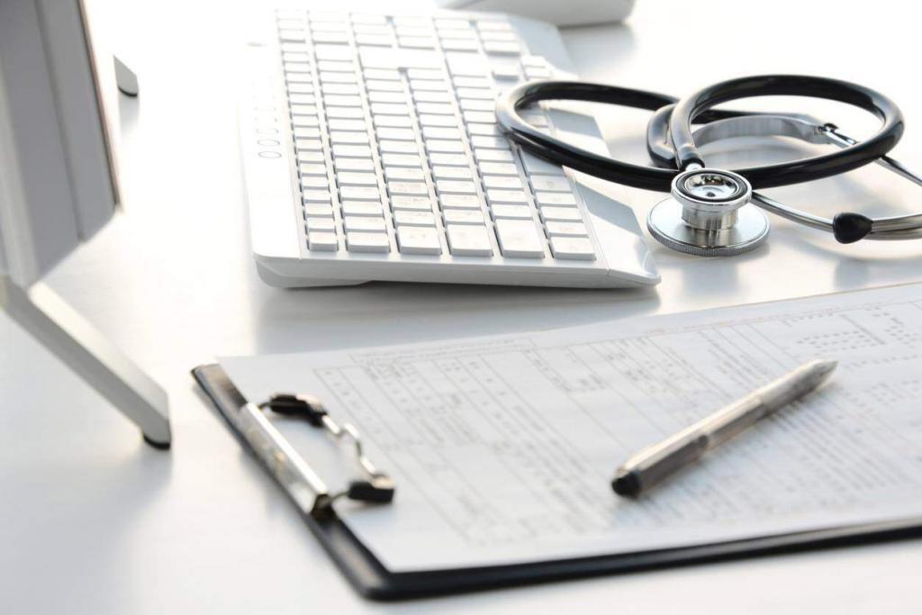 medical documents after car accident