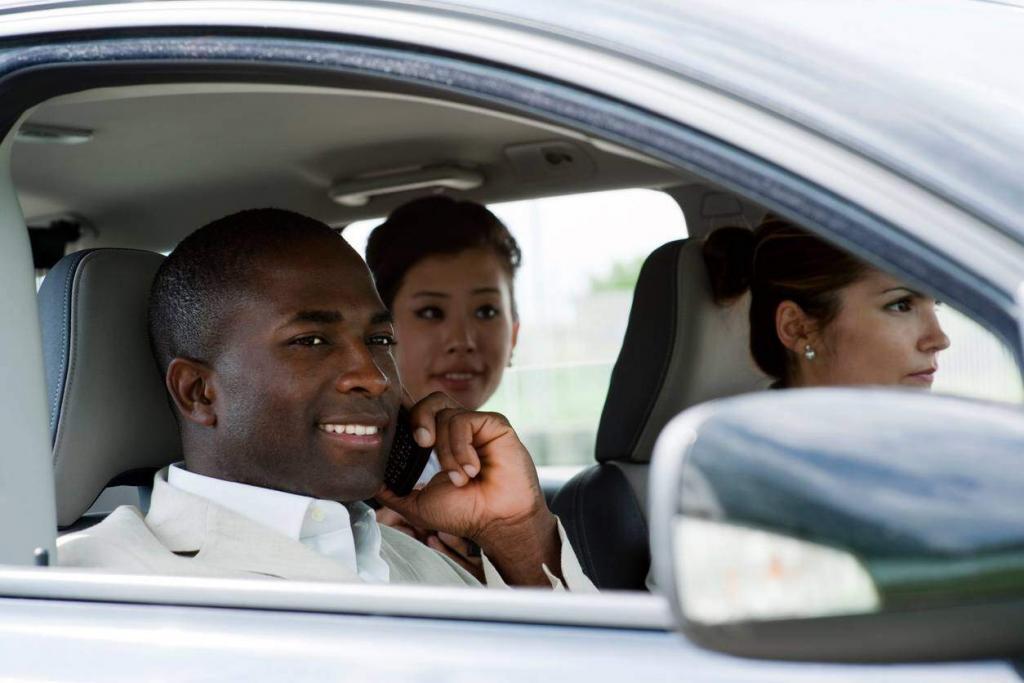 carpooling accident