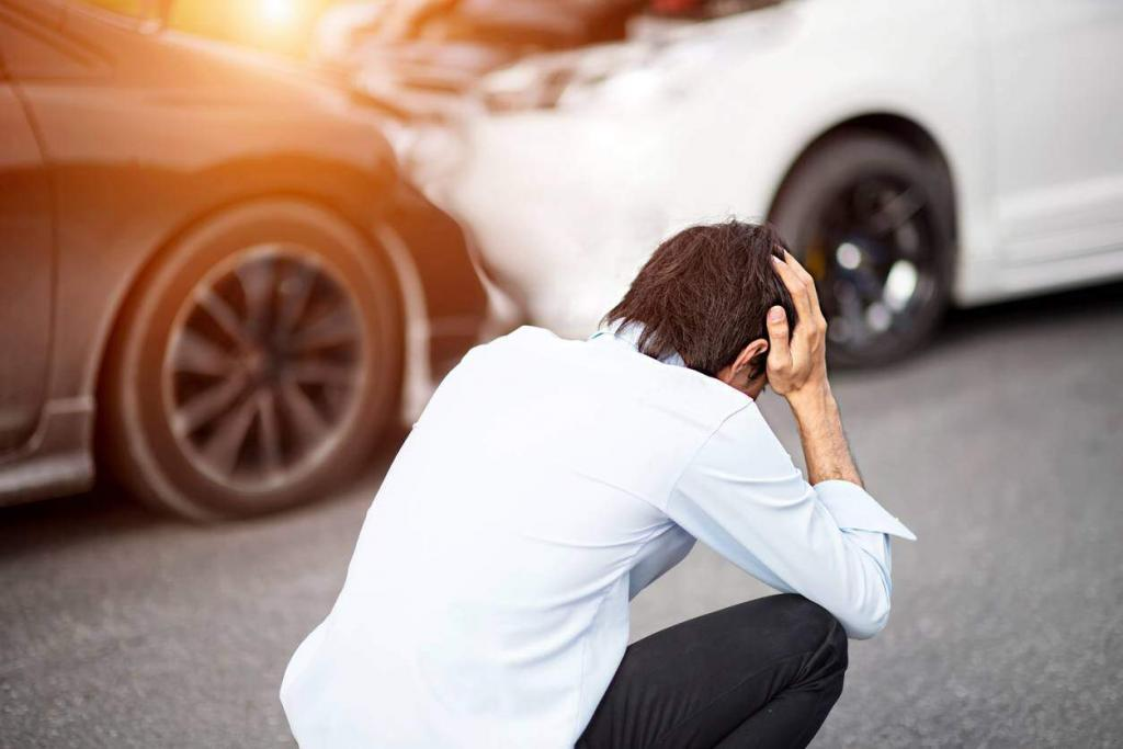 terms used in auto accident claims