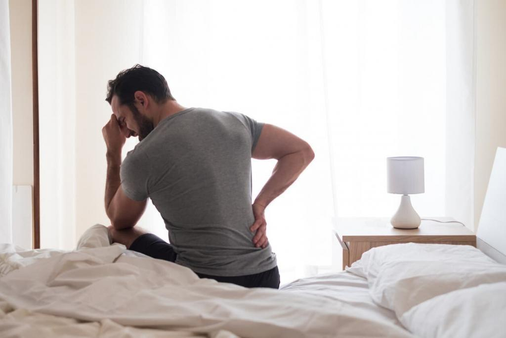 st. louis man with Sciatica pain