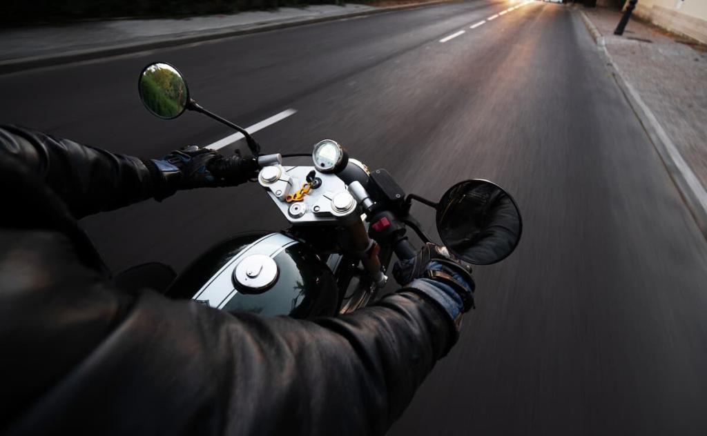 st. louis motorcyclist
